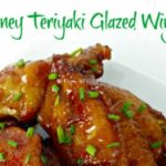 Honey Teriyaki Glazed Wings