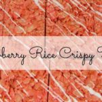 Strawberry Rice Crispy Treats