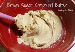 Brown Sugar Compound Butter