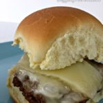 Three Cheese Sliders