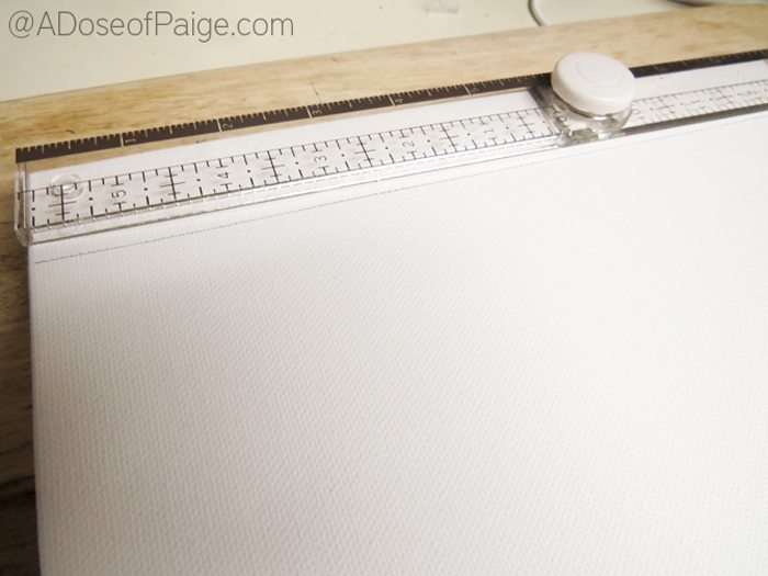 Marking Lines for canvas