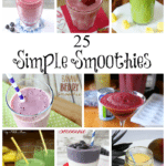 25 Simple Smoothies