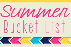 feature Summer Bucket List