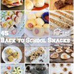 45 Back to School Snacks