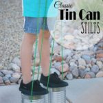 Tin Can Stilts Tutorial
