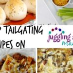 Top 20 Tailgating Recipes