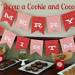 How to Throw a Cookie & Cocoa Party + Giveaway