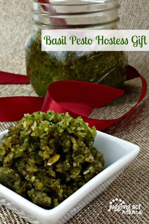 Basil Pesto Gifts