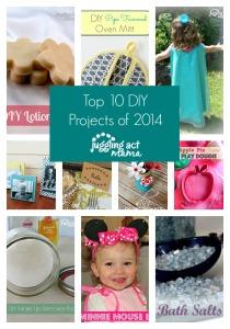Top 10 DIY Posts of 2014