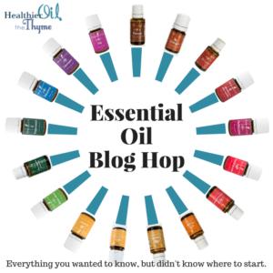 Essential Oils Blog Hop + Giveaway