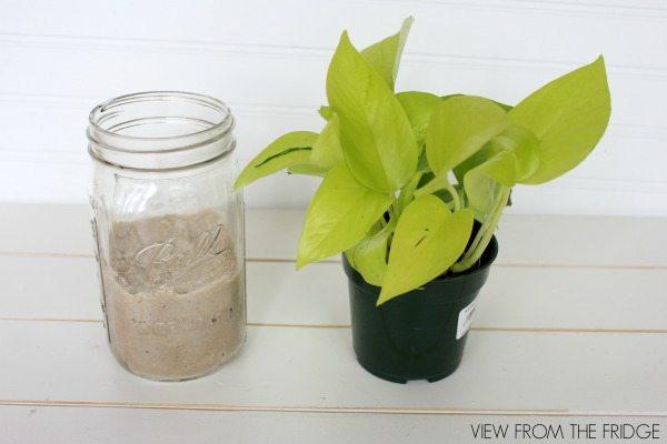 DIY Mason Jar Gift Idea from View From The Fridge