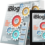 iBlog Magazine Subscription Giveaway