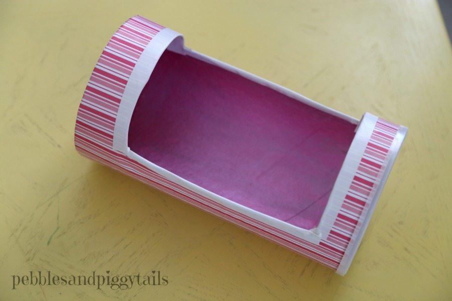 Oatmeal-Box-Doll-Cradle 2