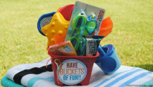 Buckets of Fun Summer Gift