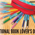 National Book Lovers Day + Giveaway