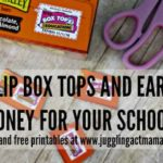 Tips for Collecting Box Tops
