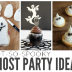 16 Cute Ghost Party Ideas