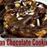 German Chocolate Cookie Pies