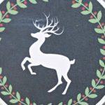 Reindeer Printable Cupcake Toppers