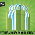 How to Save Time and Money on Holiday Shopping with Groupon