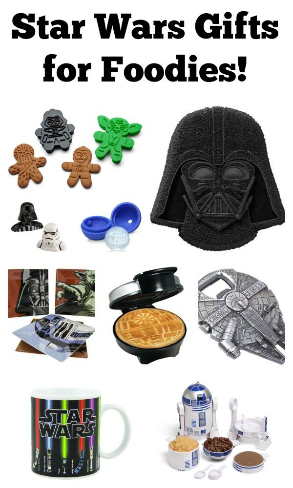 Star Wars Gifts for Foodies!