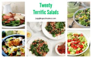 Twenty Terrific Salads