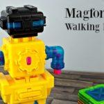 Magformer Walking Robot Review