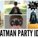 Planning a Batman Party