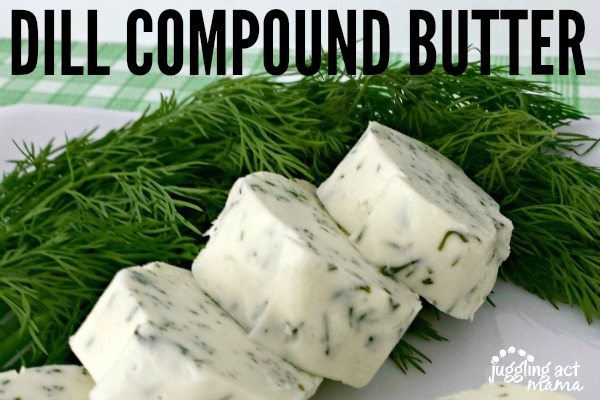 DILL COMPOUND BUTTER