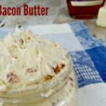 Maple Bacon Compound Butter