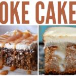 15 Easy Peasy Poke Cake Recipes