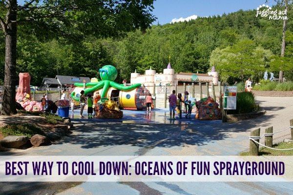 5 Reasons to Visit StoryLand Oceans of Fun #Sponsored #StoryLandNH #MyStoryLandAdventure #WhiteMountains #NH
