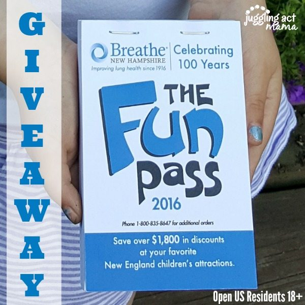 The Fun Pass Giveaway