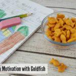 Homework Motivation with Goldfish
