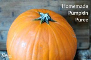 How to Make Homemade Pumpkin Puree PLUS How to Use It!