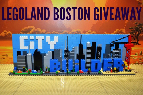 LEGOLAND Boston Giveaway