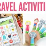 Travel Activities for Car or Plane