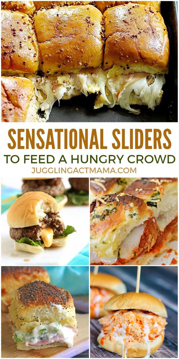 Sliders to Feed a Hungry Crowd