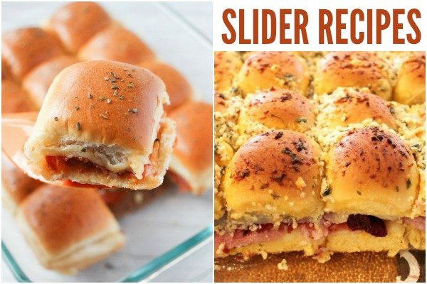 Yummy Slider Recipes