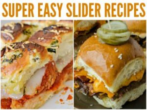 Sensational Slider Recipes to Feed a Hungry Crowd